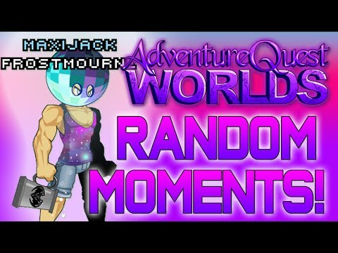 AQWorlds Funny Moments!