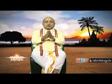 Garikapati Narasimha Rao About Decisions on Valuable Things | Nava Jeevana Vedam | Episode1284
