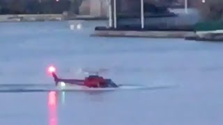 5 passengers killed in NYC East River helicopter crash