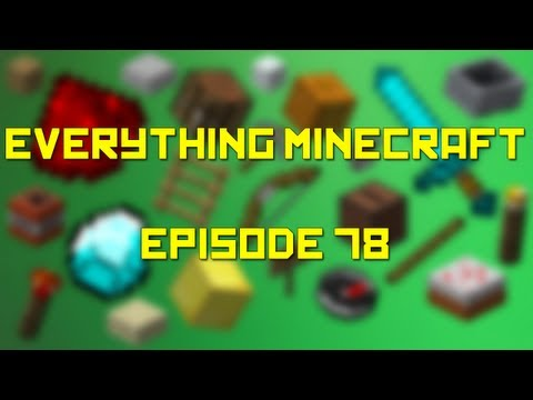 Everything Minecraft - Ep. 78 - Lighthouse!