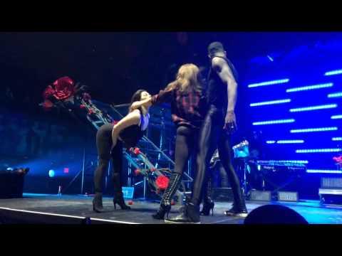 Sexxx Dreams (soundcheck) - Roseland Ballroom 4 6 2014 video
