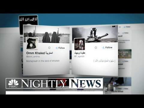 Texas Attack Shows Change In Terror Recruitment | NBC Nightly News