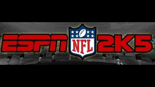 ESPN NFL 2K5 - THE CATCH AND THE IMMACULATE RECEPTION