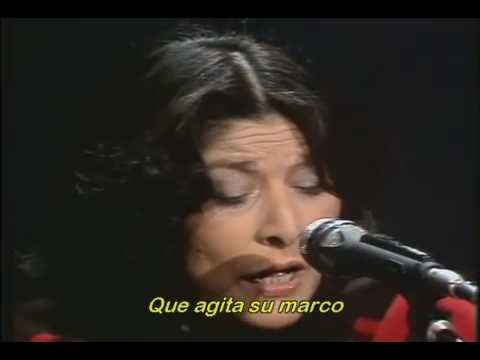 Mercedes Sosa - Gracias A La Vida Music Videos