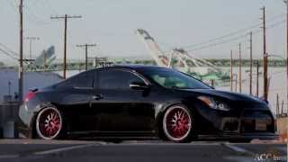 ACCtv NISSAN ALTIMA COUPE AIRRUNNER