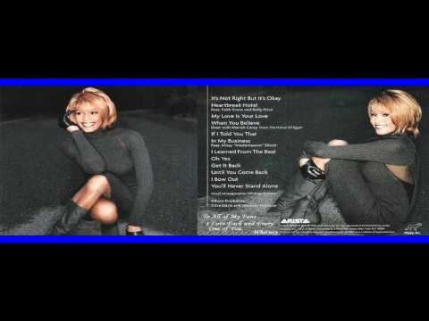 Whitney Houston - In my Business