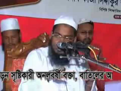 Bangla Waz 2014 By Mufti Habibur Rahman Misbah video