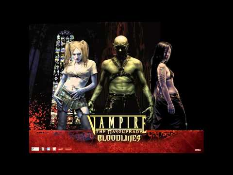 Vampire The Masquerade: Bloodlines Soundtrack - Hollywood Theme 2 video