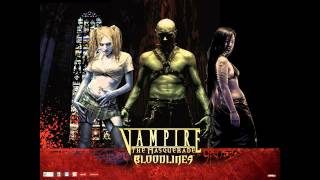 Vampire the Masquerade: Bloodlines Soundtrack - Hollywood Theme 2