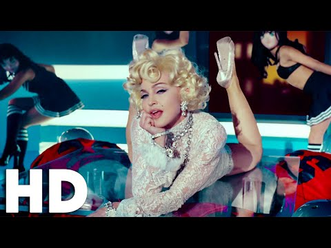 Смотреть клип MADONNA — Give Me All Your Luvin