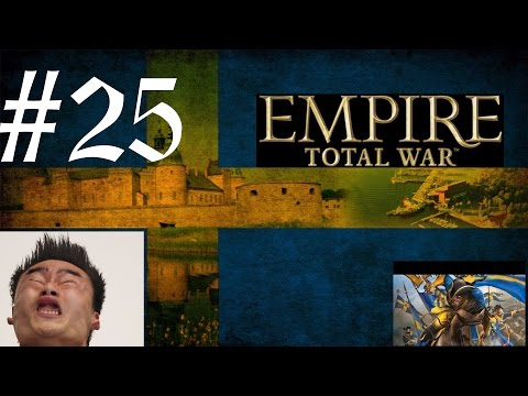 Total War Empire:Darthmod Sweden Campaign #25 Defending Moscow!