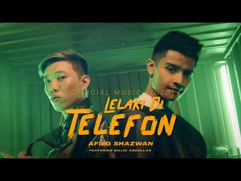 Afieq Shazwan - Lelaki Di Telefon (Official Music Video)