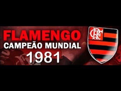 Liverpool 0 x 3 Flamengo - Audio Radio Globo - Waldir Amaral & Jorge Curi - Jogo Completo