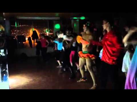 Zumba Thriller video
