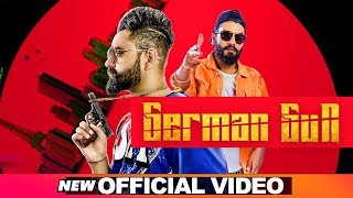 Amrit Maan | German Gun (Official Video) | Ft DJ Flow | Latest Songs 2019 | Speed Records