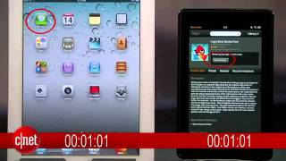 Speed Test_ Kindle Fire vs. iPad 2