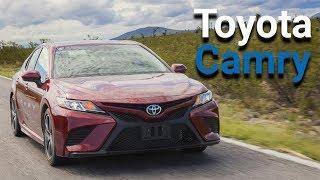 Toyota Camry - 10 cosas que debes saber | Autocosmos