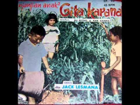 Keladang - Anak anak  GITA KARANA  Iringan Jack Lesmana  ( P'DHEDE CIPTAMAS ).flv