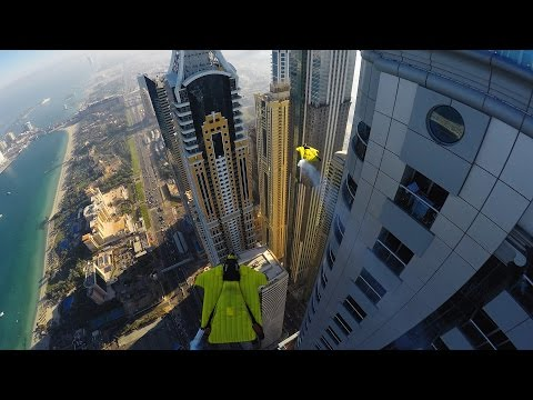 Vertical Maze Dubai - Urban Proximity Flying