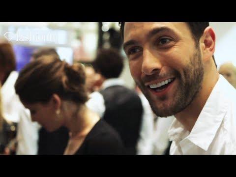 Noah Mills and Laetitia Casta for Dolce & Gabbana Pour Femme / Pour Homme | FashionTV