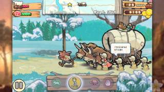 Oregon Trail for the iPhone Part 1 of 12