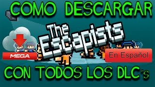 Como Descargar The Escapist Full y en Español con Todos los DLC´s + The Walking Dead | TUTORIAL 2016