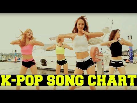 K-POP SONG CHART [TOP 50] SEPTEMBER 2015 [WEEK 1]
