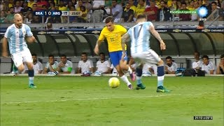 Brasil vs Argentina - Eliminatorias 2016 - Partido completo 1080p