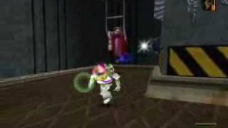 Toy Story 2 Walkthrough Level 12: The Evil Emporer Zurg