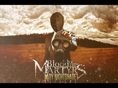 Blood Of The Martyrs - Lady Nightshade