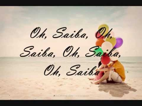 Saiba -lyrics video