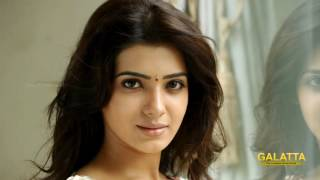No marriage plans for Samantha