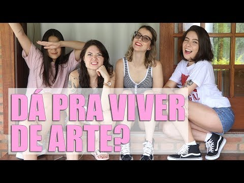 ARTISTAS SINCERONAS ft Marina Viabone, Paty Sublinhando e Aline Albino