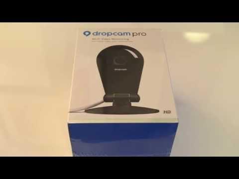 Unboxing de Dropcam Pro