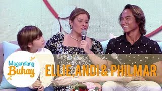 Andi Eigenmann's message for Philmar | Magandang Buhay