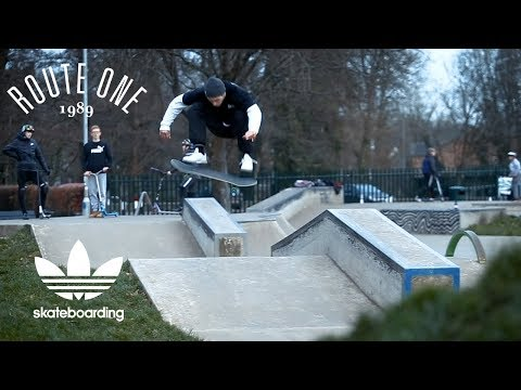 Adidas City Cup Wear Test feat DIllon Hughes
