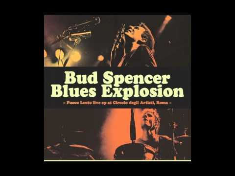 Bud Spencer Blues Explosion - Dark was the night cold was the ground (cover Blind Willie Johnson)