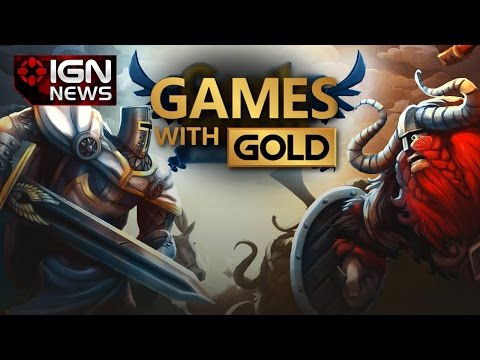 Games with Gold Revealed for May - IGN News