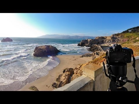 Motion Time-Lapse Photography Testing with the Radian
