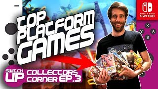 Nintendo Switch Collection - TOP PLATFORM GAMES (Collector's Corner #3)