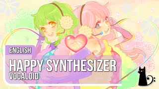 """Happy Synthesizer"" (Vocaloid) English Cover by Lizz Robinett"