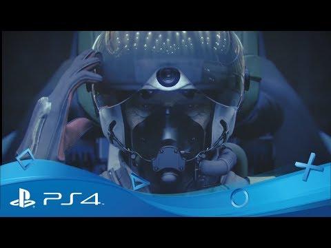 Ace Combat 7: Skies Unknown | Erusea Strikes Back - Gamescom 2017 Trailer | PS4