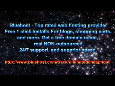 0 Web hosting provider   cheap web hosting   Frontpage Hosting E Commerce Web Hosting Bluehost