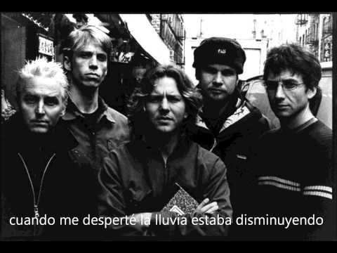 Pearl Jam - Last Kiss (subtitulado Español) video