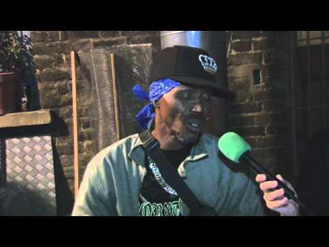 Errol Dunkley - interview with Daddy fridge