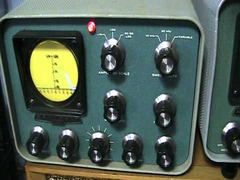 Collins EAC R-390A receiving CB high fidility broadcast from 'Bass Master'