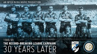 INTER 1988/89 THE RECORD-BREAKING CAMPAIGN - 30 YEARS LATER | An IMH Production 🐍🖤💙 [CC ENG+ITA]