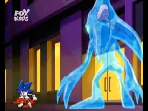Sonic X the abridged series the movie part 1