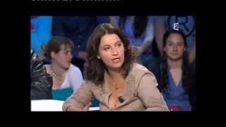 Cécile Duflot - On n'est pas couché 15 mai 2010 #ONPC