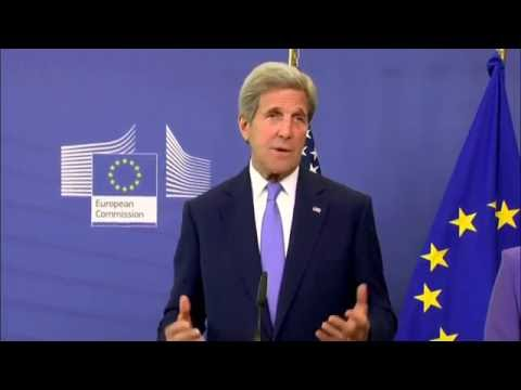 John Kerry warns EU against taking revenge for Brexit